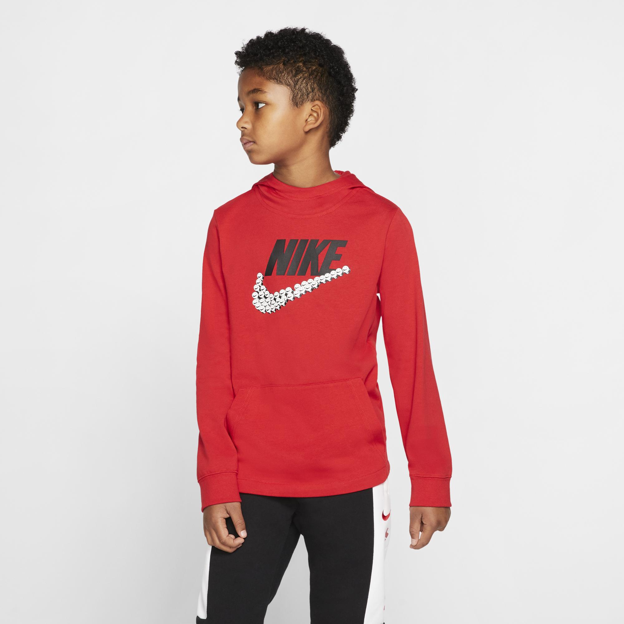 Camiseta Nike B Nsw Jsy Hbd CJ7866 657