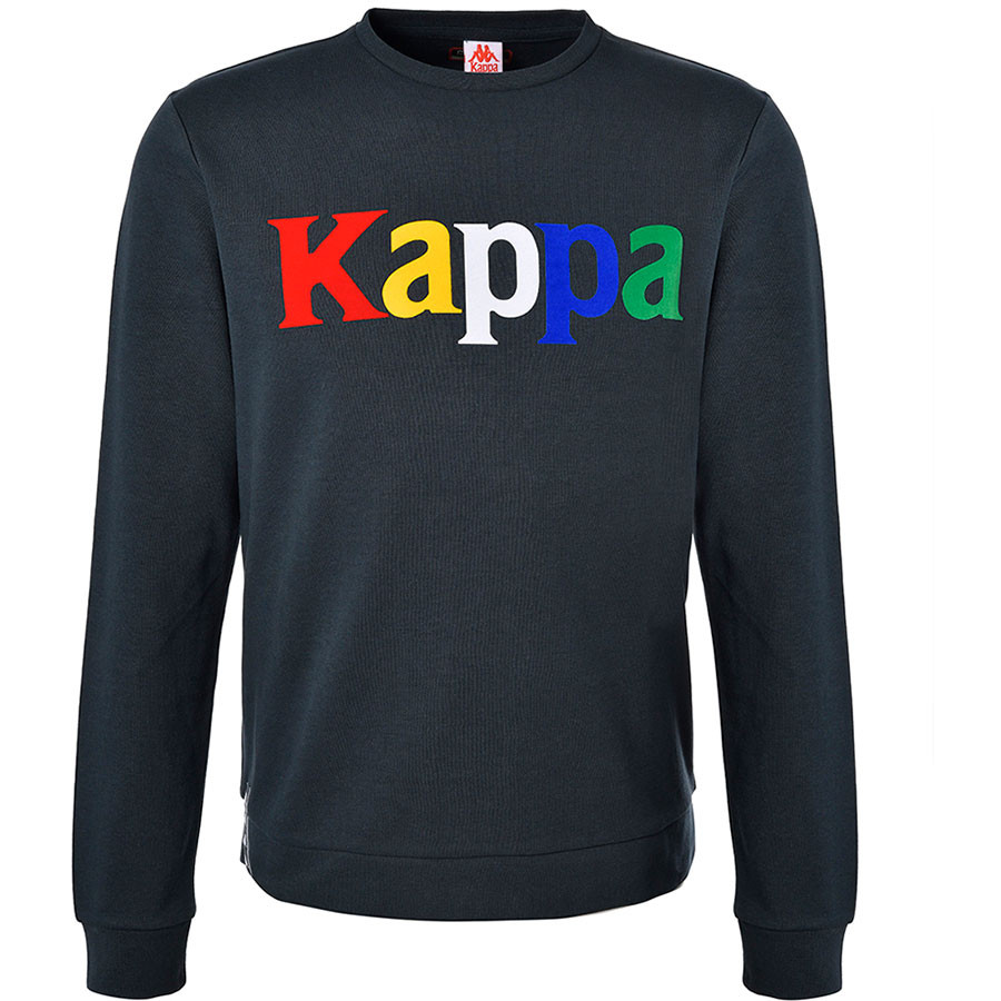 Sudadera Kappa Iconik Crew Neck