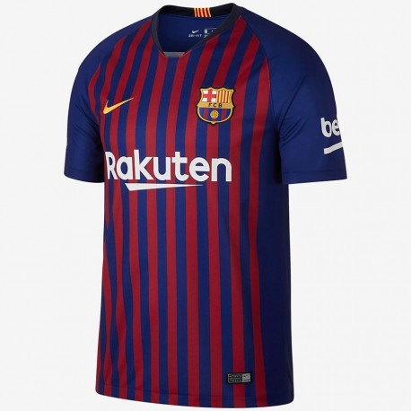 Camisea Nike FCB M NK Brt Stad Jsy SS Hm