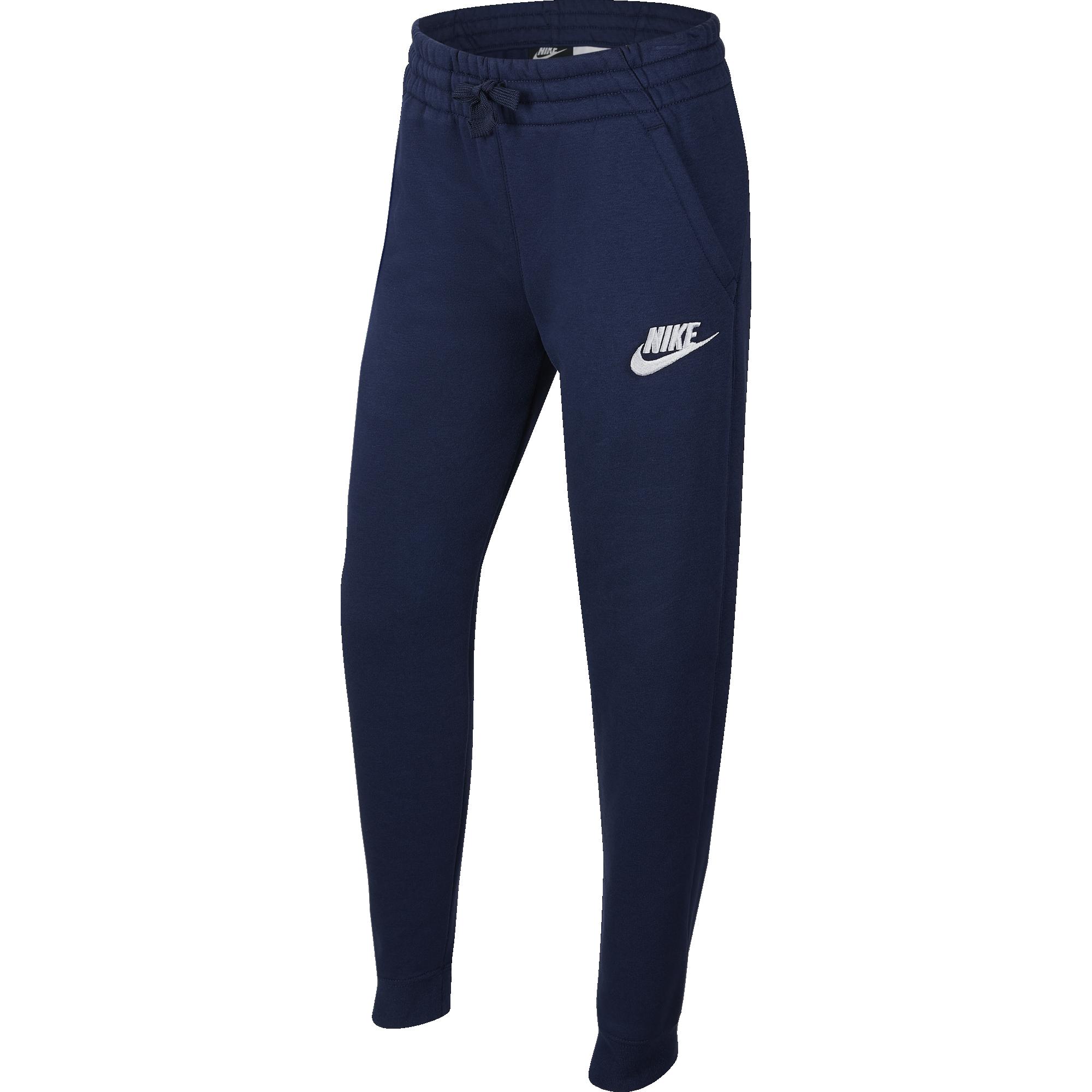 Pantalón Nike B Nsw Club Flc 410