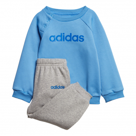 Chandal Adidas I Lin Jogg FL Blue