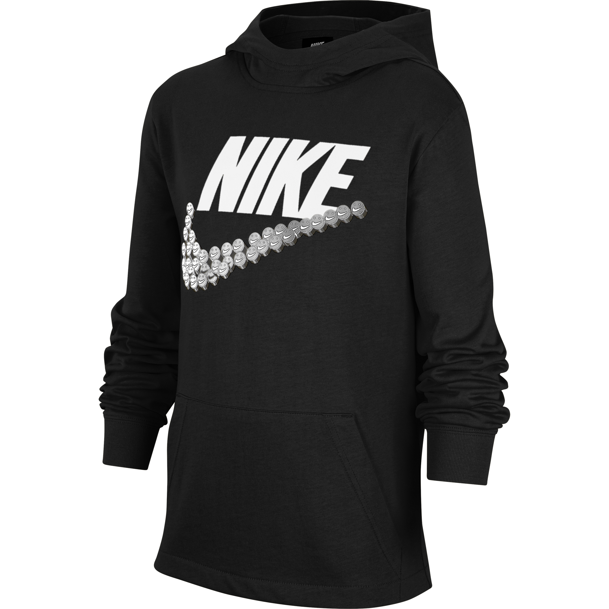 Camiseta Nike B Nsw Jsy Hbd CJ7866 010