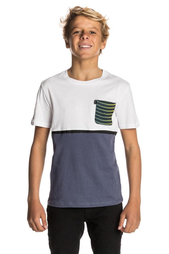 Camiseta Rip Curl Combine Pocket SS